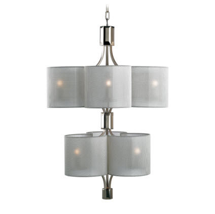 Officina Luce - Lámpara colgante-Officina Luce-Bloom