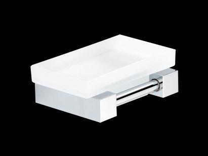 Accesorios de baño PyP - Jabonera de pared-Accesorios de baño PyP-TR-09