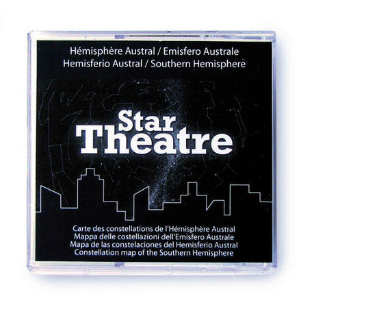 STAR THEATRE - Planetario portátil-STAR THEATRE-Il cielo australe