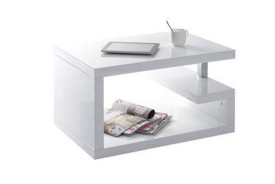 Miliboo - Mesa de centro rectangular-Miliboo-REX TABLE BASSE