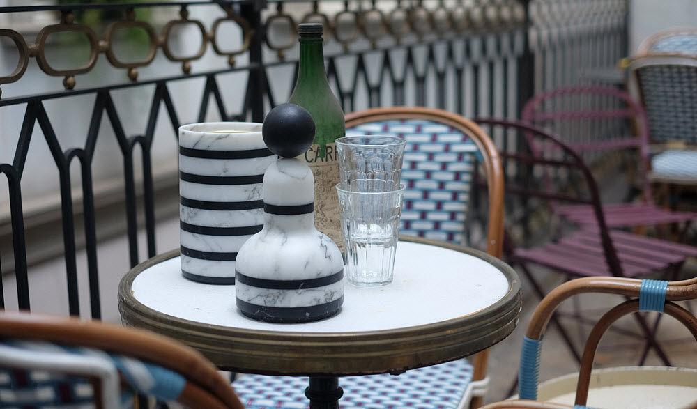 EDITIONS MILANO Secchiello termico per bottiglia Raffreddare le bevande Accessori Tavola  |