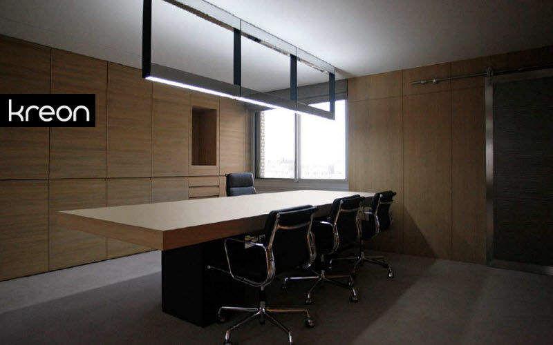 KREON Lampada a sospensione per ufficio Lampadari e Sospensioni Illuminazione Interno Luogo di lavoro | Design Contemporaneo