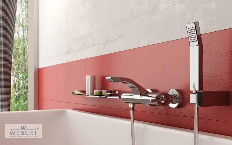 WEBERT Miscelatore vasca a muro Rubinetteria da bagno Bagno Sanitari   |