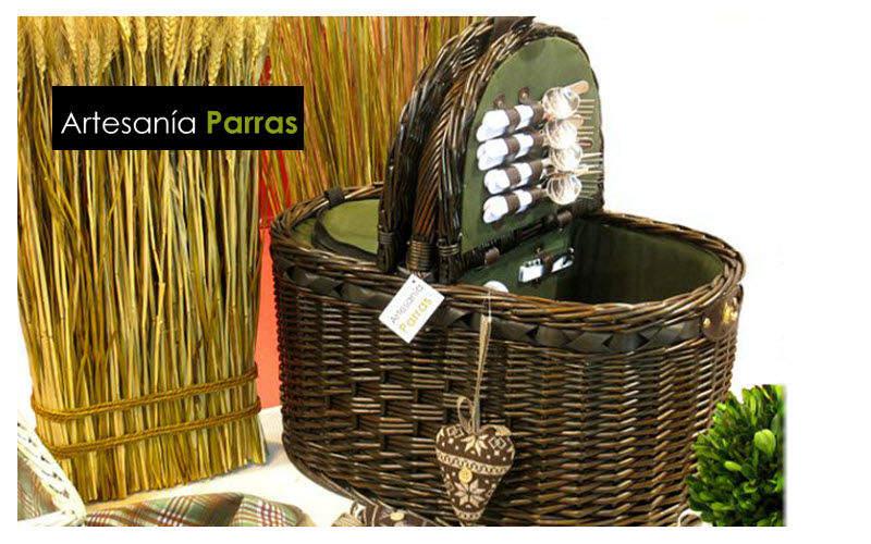 ARTESANIA PARRAS Cestino da picnic Arredamento d'esterni Varie Giardino Giardino-Piscina | Mare