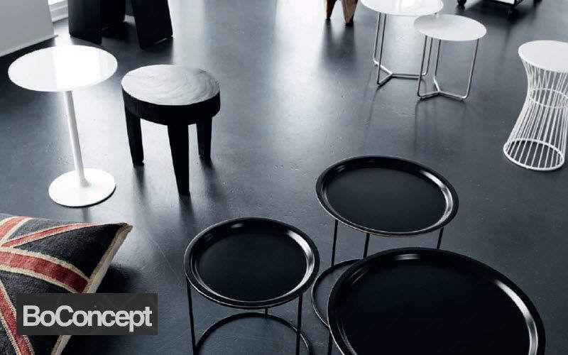 BoConcept France Tavolino rotondo Tavolo d'appoggio Tavoli e Mobili Vari  |