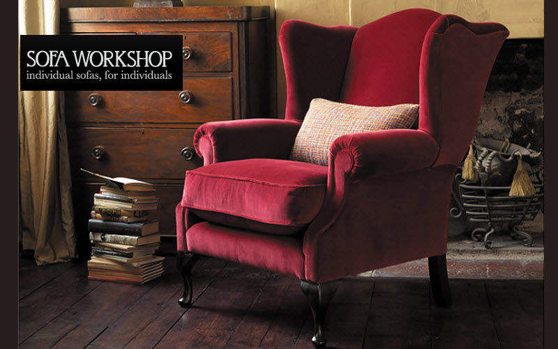 Sofa Workshop Poltrona con poggiatesta Poltrone Sedute & Divani Studio | Classico
