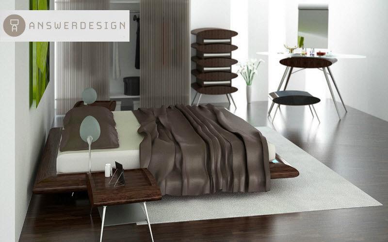 ANSWERDESIGN Camera da letto Camere da letto Letti Camera da letto | Design