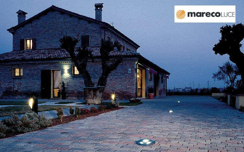 Mareco Luce Faretto / spot da incasso per pavimento Faretti Illuminazione Interno  |