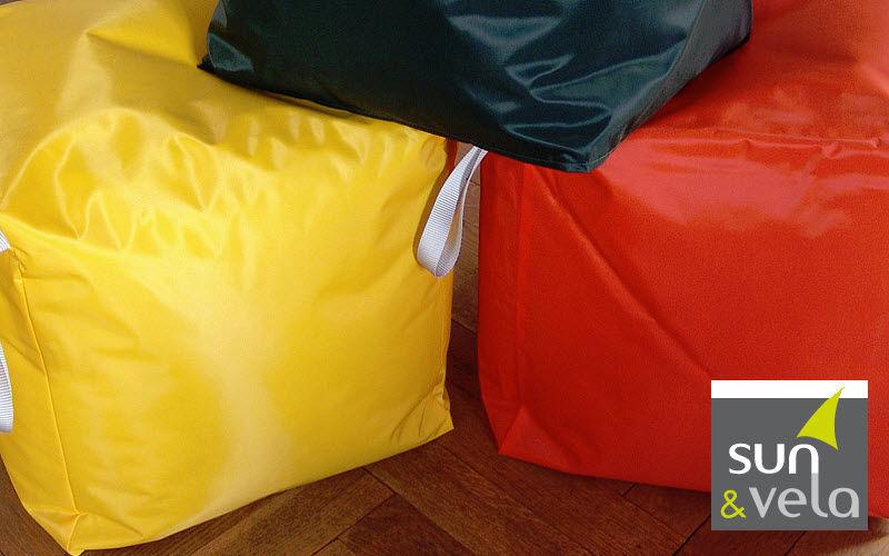 Pouf per esterni - Varie mobili da giardino | Decofinder