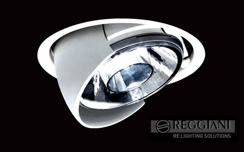 Reggiani Faretto / spot da incasso orientabile Faretti Illuminazione Interno  |