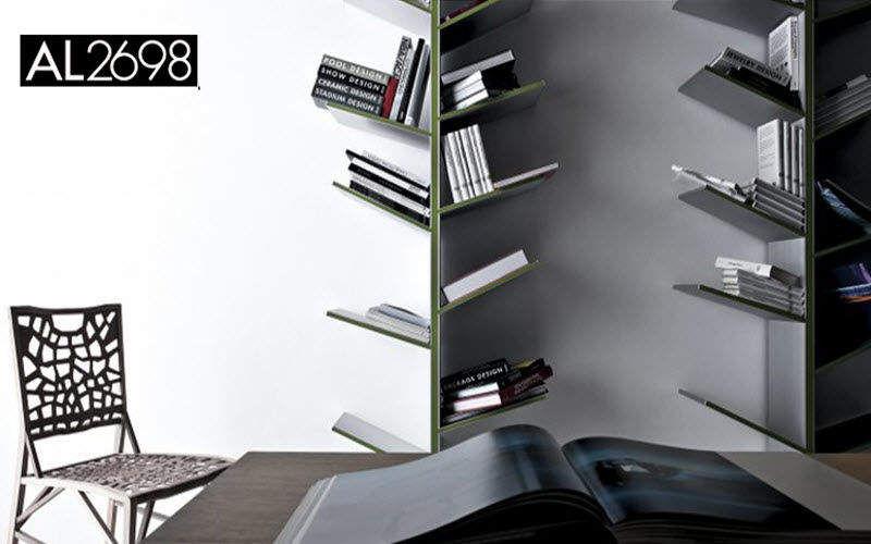 Al26.98 Scaffale Ripiani Armadi, Cassettoni e Librerie  |