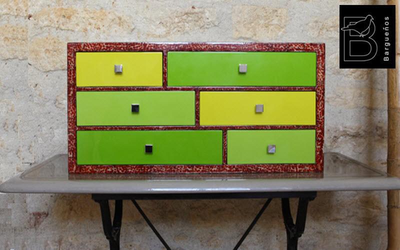 BARGUENOS Cassettiera Mobili con cassetti Armadi, Cassettoni e Librerie  |