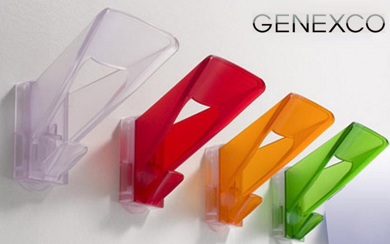 Genexco Appendiabiti da parete Mobili e Accessori Ingresso Armadi, Cassettoni e Librerie  |