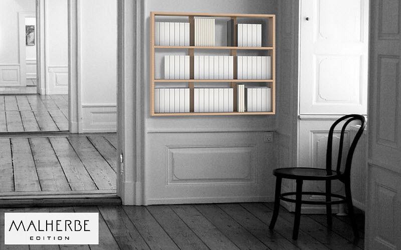 MALHERBE EDITION Scaffale Ripiani Armadi, Cassettoni e Librerie  |