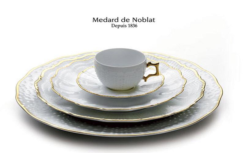 Medard De Noblat Servizio da tavola Servizi di piatti Stoviglie  |