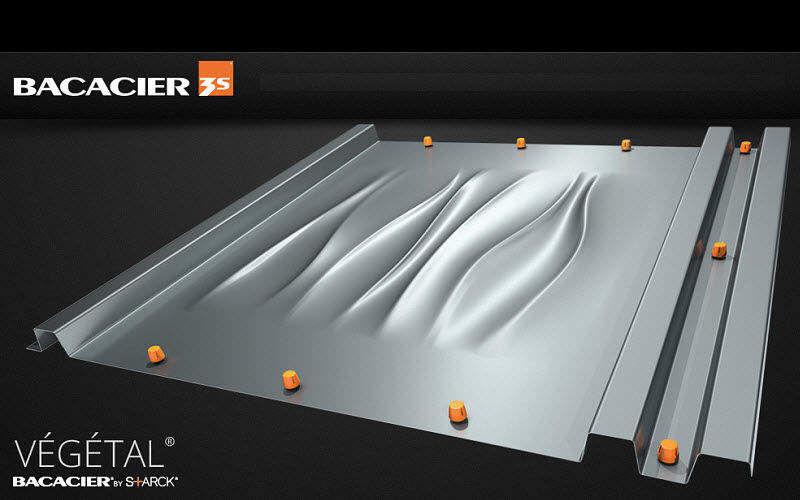 BACACIER 3S Rivestimento in acciaio Arredamento d'esterni Varie Giardino  |