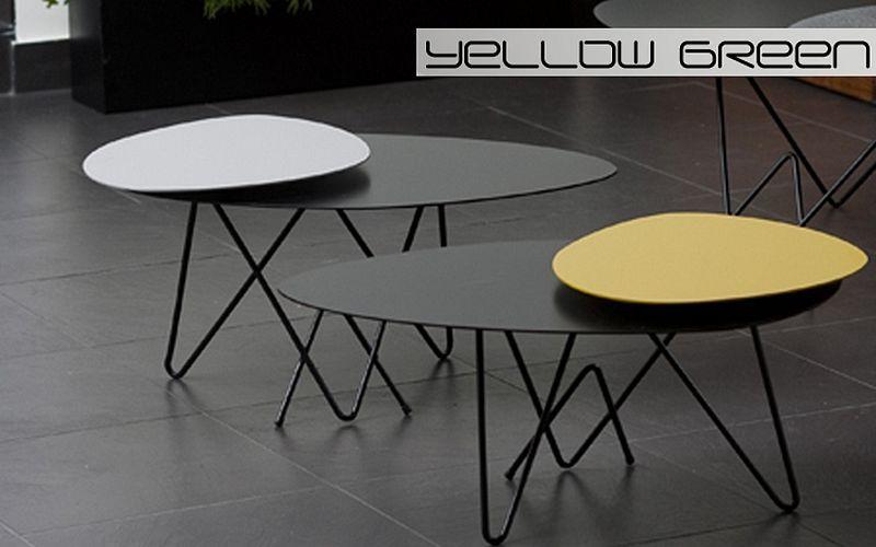 YELLOWGREEN Tavolini sovrapponibili Tavolo d'appoggio Tavoli e Mobili Vari   