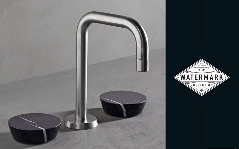 THE WATERMARK COLLECTION Miscelatore lavandino 3 fori Rubinetteria da bagno Bagno Sanitari   |