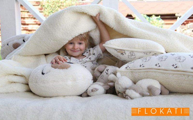 FLOKATI Coperta bambino Biancheria da letto bambino Infanzia  |