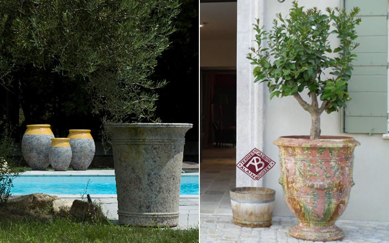 TERRES D'ALBINE Vaso da giardino Vasi da giardino Giardino Vasi  |