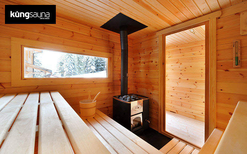 Küng Sauna Sauna Sauna e bagno turco Bagno Sanitari    