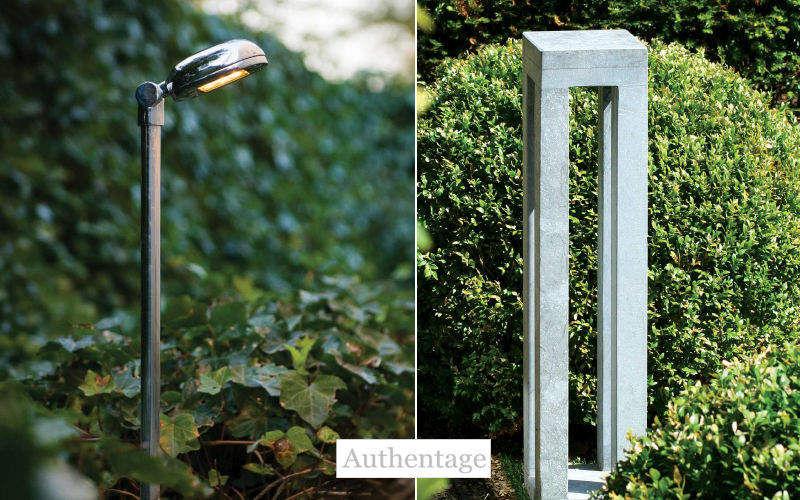 AUTHENTAGE Lampada segnapasso da esterno Lampade e Illuminazione da terra Illuminazione Esterno  |