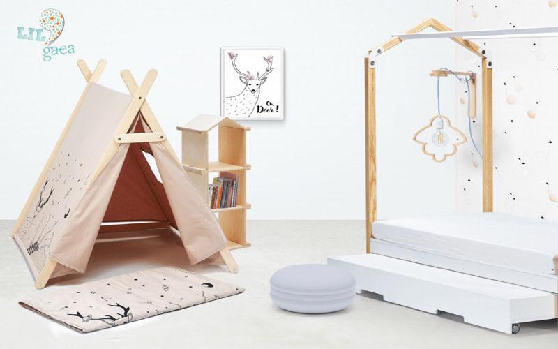 LIL' GAEA Tenda da bambino (gioco) Giochi all'aria aperta Giochi e Giocattoli  |