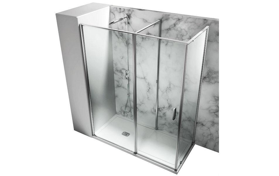 VISMARAVETRO Cabina doccia Doccia e accessori Bagno Sanitari  |