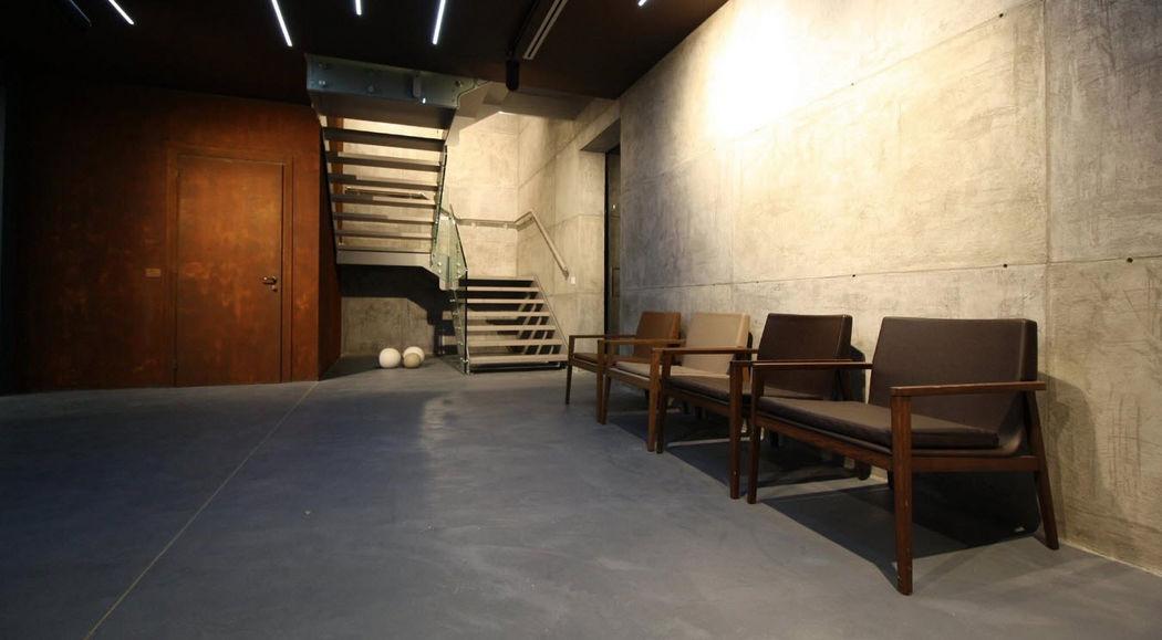 NOVACOLOR Calcestruzzo incerato Calcestruzzo decorativo Pavimenti  |