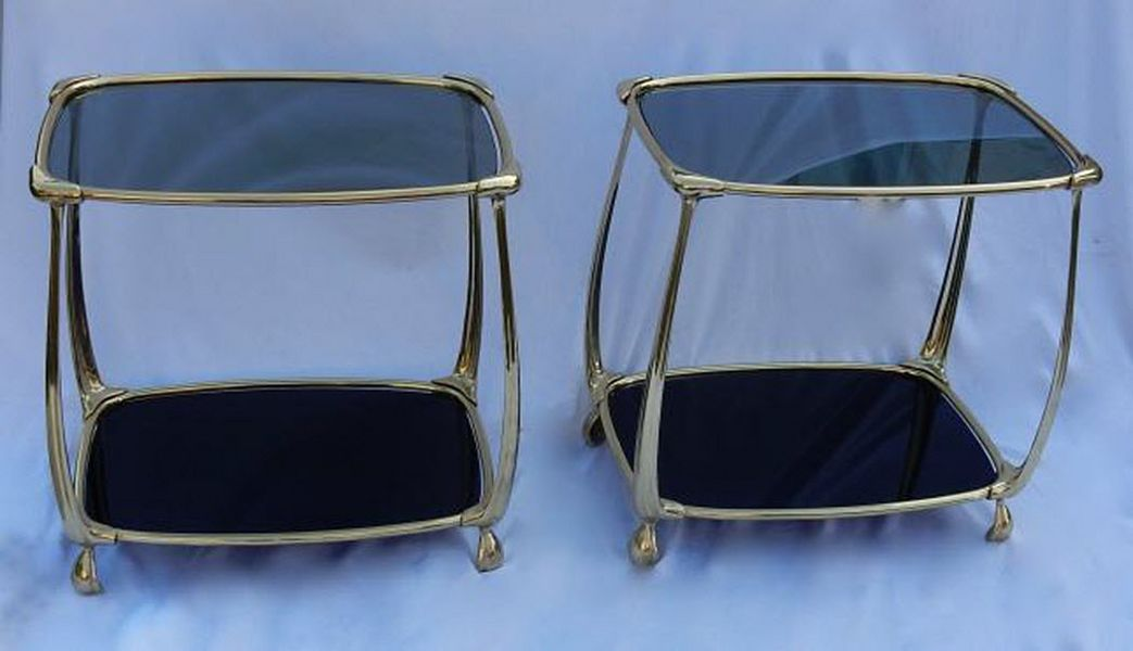 ABC PASCAL Tavolino di servizio Tavolo d'appoggio Tavoli e Mobili Vari  |