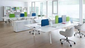 Postazione ufficio open space