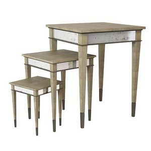 Tavolini sovrapponibili