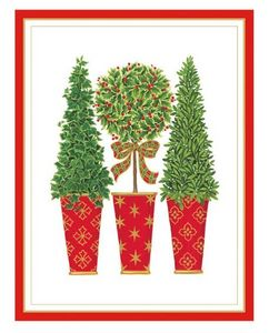 Caspari Biglietto di Natale