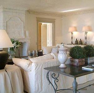 Natasha Barrault Décoration D'intérieurs Progetto architettonico per interni - Salotti