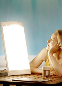 Lampada per luminoterapia