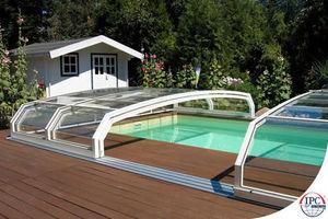 Copertura bassa amovibile per piscina