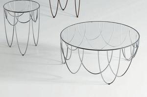 SPHAUS -  - Tavolo Da Pranzo Rotondo