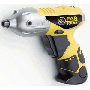 FARTOOLS - tournevis électrique à batterie li-ion fartools - Cacciavite Senza Filo
