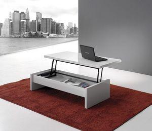 Casa - table basse design - Tavolino Alzabile