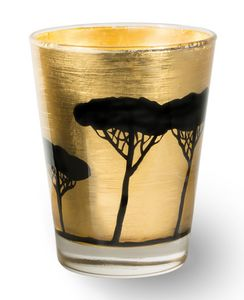 BARBERA - pins parasols - Bicchiere Portacandela