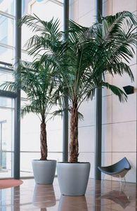 DESIGNER PLANTERS - classico silver - Vaso Per Albero
