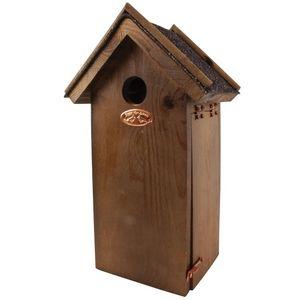 Esschert Design - nichoir tyrol l mésanges charbonnières - Casetta Per Uccelli