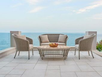 Alexander Rose - cordial lounge--- - Divano Da Giardino
