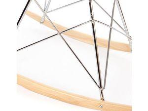 FAMOUS DESIGN -  - Sedia A Dondolo