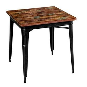 MAISON ET STYLES -  - Tavolo Da Pranzo Quadrato