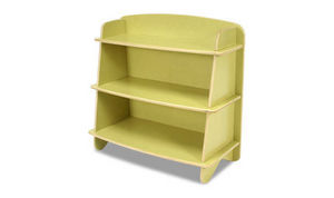 ECOTOTS - big kahuna bookcase - Libreria Bambino