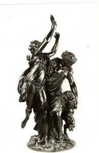 ANTICHITA' SANTORO -  - Statuetta
