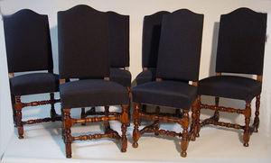 KUNST UND ANTIQUITATEN EHRL - 6 chairs - Sedia