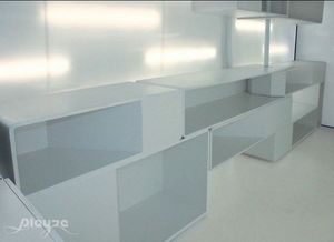 PLAYZE BERLIN -  - Progetto Architettonico