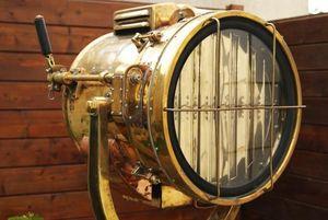 La Timonerie Antiquités marine -  - Proiettore Da Esterno